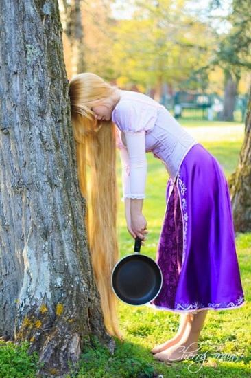 3. Tähkäpää-asu Halloweeniksi