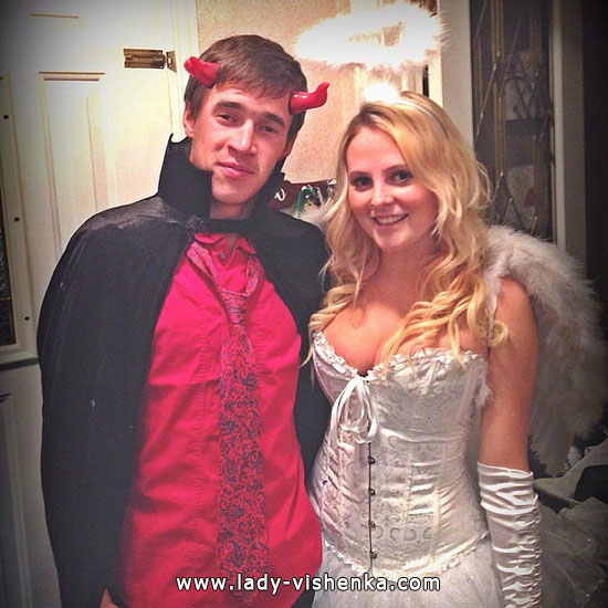 2. Parien seksikkäät Halloween-asut