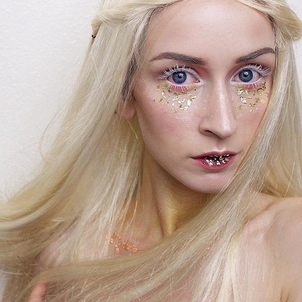 32. Pelottava Halloween-meikki