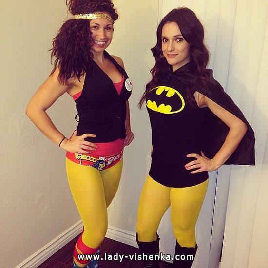 14. Halloweenin Super-tytö