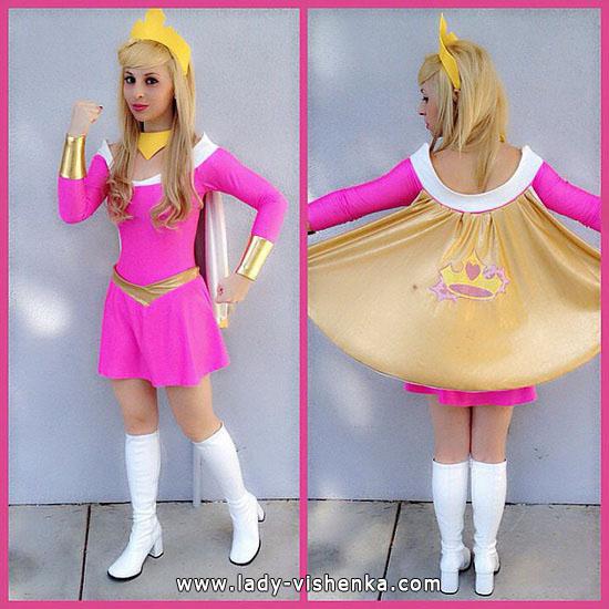 3. Halloweenin Super-tytö