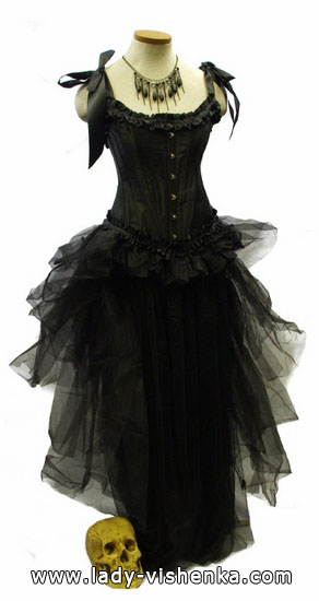 11. Vampire Halloween puku aikuinen
