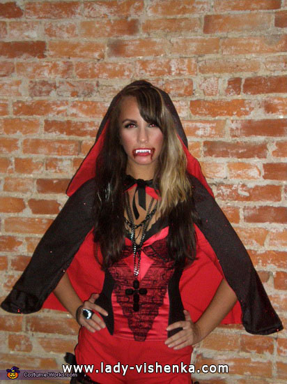 16. Vampire Halloween puku aikuinen