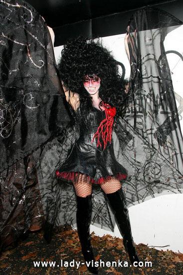 7. Vampire Halloween puku aikuinen