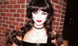 Vampire Halloween puku aikuinen
