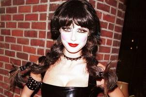 Vampyyri Halloween puku aikuinen